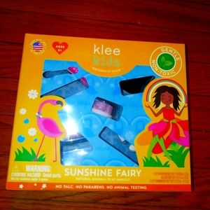 Klee Kids Sunshine Fairy makeup kit new in box